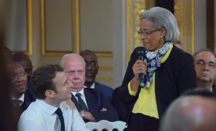 Municipales 2020 : À Mayotte, Roukia Lahadji maire de Chirongui  investie par LaRem