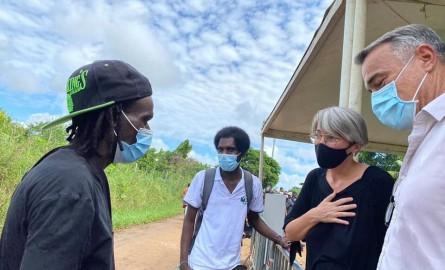 Coronavirus : Vers une antenne de l'ARS dans l'Ouest guyanais