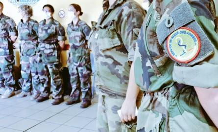 Guyane : 22 militaires et du matériel de santé pour le Centre hospitalier de l'Ouest