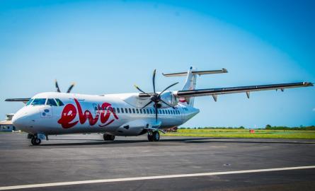 Desserte aérienne : Ewa Air reprend ses vols vers Anjouan aux Comores samedi