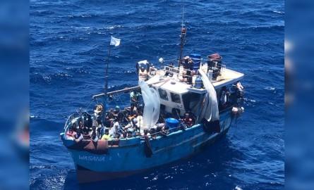 La Réunion : Un 4ème navire Sri-Lankais secouru avec 60 personnes à bord