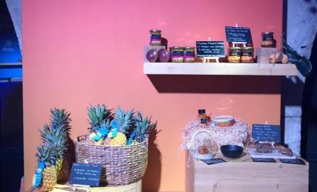 La Réunion : le Curcuma, l'Ananas victoria et la Confiture bibasse au concours Alliances Locales de Leclerc à Paris