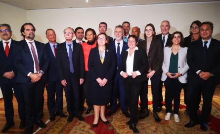 RUP et financements européens : Annick Girardin se veut rassurante et appelle à « un plan d'action commun »