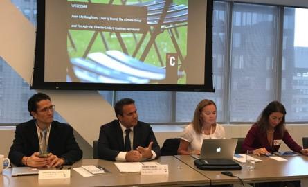Développement durable: La Région Réunion présente à New York sa politique de transition energétique