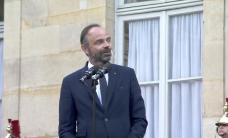Ému, Édouard Philippe salue « les forces politiques de Nouvelle-Calédonie »