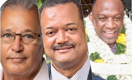 Les nouveaux présidents d'agglomérations dans les Départements et Régions d'Outre-mer
