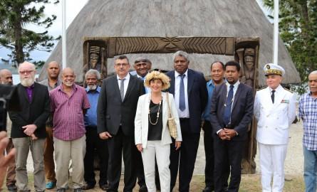 Annick Girardin en Nouvelle-Calédonie: Un «sujet prioritaire pour le gouvernement»