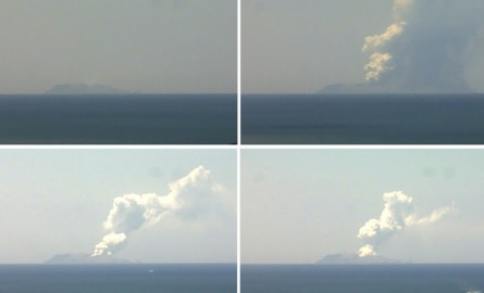 Éruption d'un volcan en Nouvelle-Zélande : Un dernier bilan fait état de cinq morts