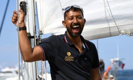 Le skipper indien Abhilash Tomy porté disparu dans l'océan Indien après un message «inquiétant»