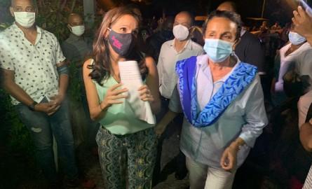 Législatives partielles à La Réunion : Karine Lebon remporte le second tour et succède à Huguette Bello