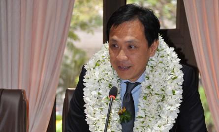 Polynésie : Kelly Asin nouveau président du Conseil économique, social et culturel