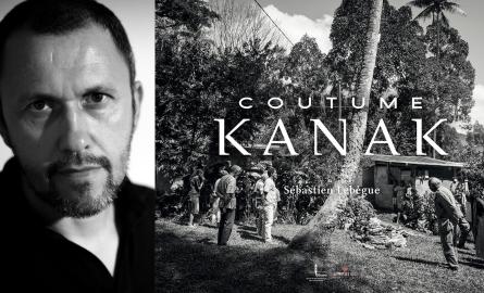 Salon du Livre 2019 : A la découverte de Sébastien Lebègue et son ouvrage «Coutume Kanak»