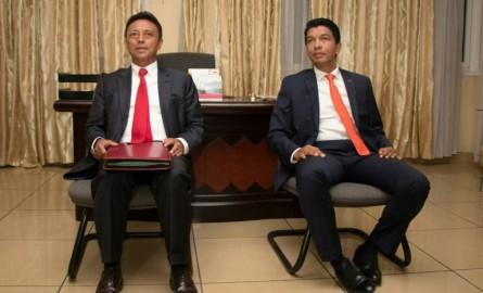 Présidentielle à Madagascar : Duel au couteau entre deux «ex» présidents