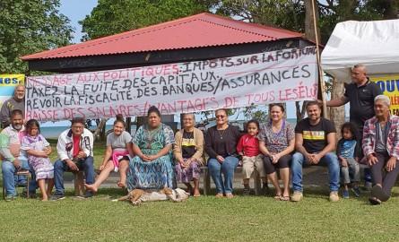 Nouvelle-Calédonie : Le Mouvement des Océaniens indépendantistes fait 265 propositions pour le référendum