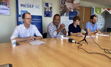 Nouvelle-Calédonie: Le Medef-NC redoute un coup de frein sur l'investissement