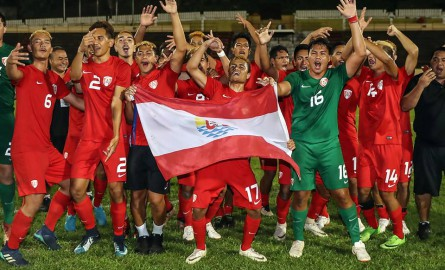 Sports en Polynésie : Les U-19 tahitiens qualifiés pour le mondial U-20 de 2019 en Pologne