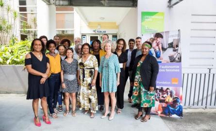 La deuxième Maison Digitale à la Réunion pour la formation numérique des femmes