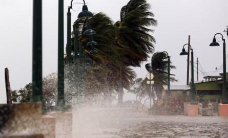 Ouragan Maria: Porto-Rico fragilisée dans l'oeil du puissant ouragan