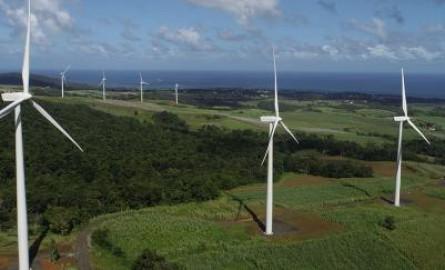 Énergies renouvelables en Guadeloupe: Le Parc éolien de Sainte-Rose ouvert au financement participatif