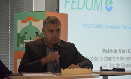 Patrick Vial-Collet prêt à ouvrir la réflexion sur l'avenir politique des entrepreneurs