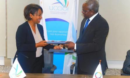 Coopération Régionale: L'Union des CCI de l'Océan Indien, nouveau partenaire de la Stratégie économique de la Francophonie dans l'océan Indien