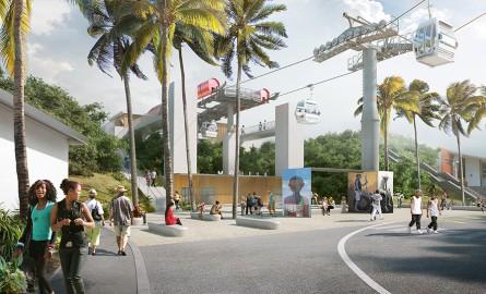 Le premier téléphérique Outre-mer va voir le jour à La Réunion en 2020