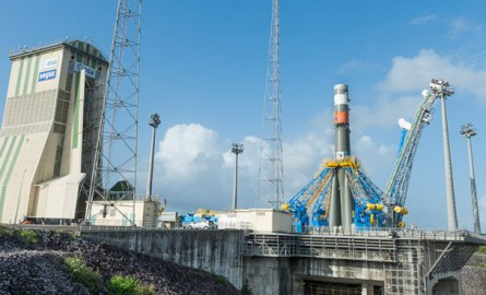Centre spatial guyanais: Un satellite d'observation militaire français lancé mardi à Kourou