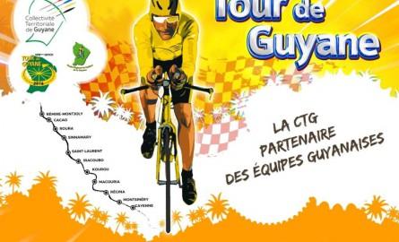 Tour de Guyane : La 28ème édition démarre aujourd'hui
