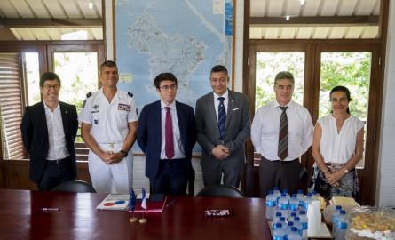 Mayotte : Signature d'un trinôme académique pour « promouvoir les métiers de l'armée »