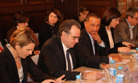 Europe/ Outre-mer: L'Avenir de la politique de cohésion au coeur des échanges lors de la Commission Europe de Régions de France