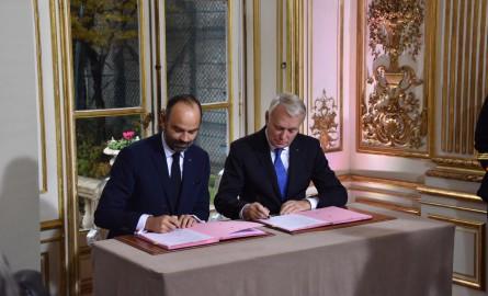 Esclavage : Edouard Philippe signe une convention de  partenariat avec la nouvelle Fondation pour la mémoire de l'esclavage