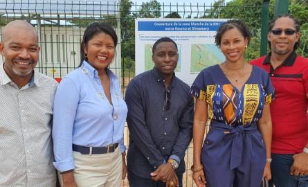 Numérique en Guyane :  Les opérateurs de téléphonie mobile coopèrent pour réduire les zones blanches
