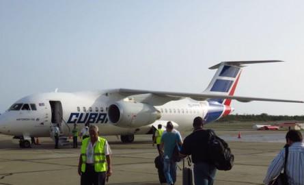 Desserte aérienne: La Cubana de Aviacion reliera de nouveau la Guadeloupe et la Martinique