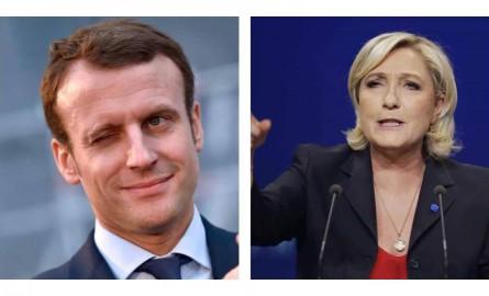 Présidentielle 2017: Les propositions d'Emmanuel Macron et Marine Le Pen pour l'Outre-mer