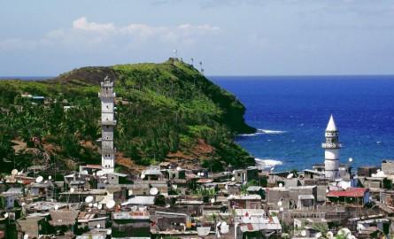 Comores: un vice-président échappe à un attentat sur l'île d'Anjouan