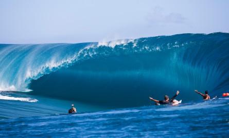 Surf : Exit la « Billabong Pro Tahiti », place à la « Tahiti Pro Teahupo'o »