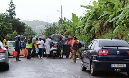 Mayotte: la crise sociale a gravement impacté l'économie