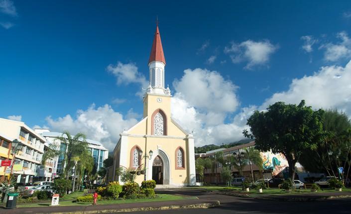 Tourisme en outre mer la ville de papeete dans une application mobile toute l 39 actualit des - Office du tourisme tahiti ...