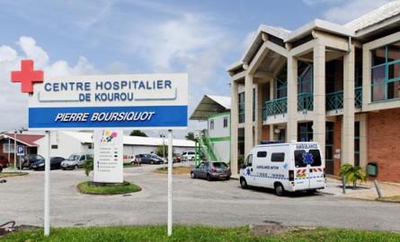 Guyane: Le Cnes ne subventionnera plus l'hôpital de Kourou