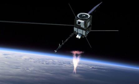 Le satellite Taranis va étudier la «face cachée» des orages.