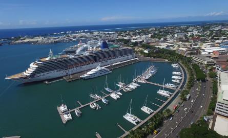 Tourisme Outre-mer : Avec 1 073 escales de paquebots en 2018, la croisière est « en pleine croissance » en Polynésie