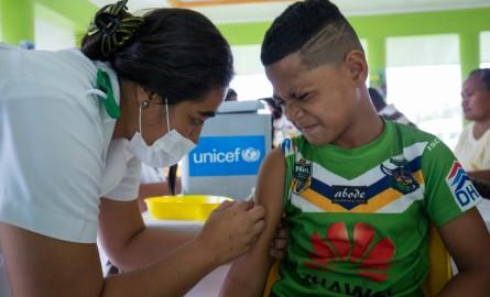 Rougeole dans le Pacifique : La Polynésie se tient prête