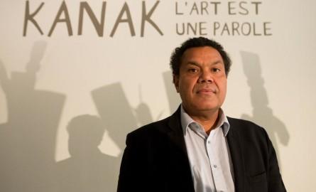 Le Kanak Emmanuel Kasarhérou nommé à la présidence du Musée du Quai Branly