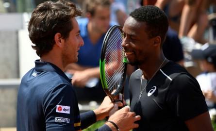 Roland-Garros : Gaël Monfils s'impose face à Elliot Benchetrit