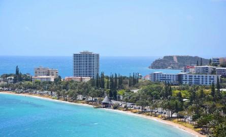 Nouvelle-Calédonie : La ville de Nouméa et l'IRD veulent sécuriser et assainir la baignade