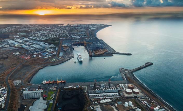 ports ultramarins le port de la r 233 union vit 171 un changement d 233 poque 187 toute l actualit 233 des