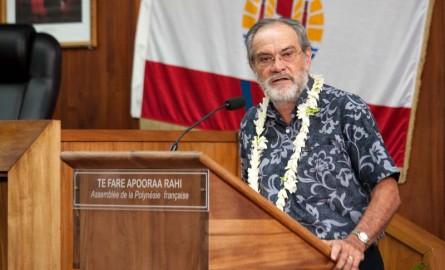 Polynésie Française:  Jacqui Drollet met fin à sa carrière politique
