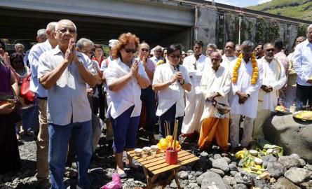 La Réunion commémore ce 11 novembre la mémoire des travailleurs engagés