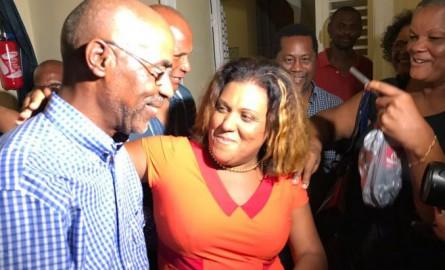 Sénatoriales 2017 : En Martinique, une première femme sénatrice élue et Maurice Antiste confirme