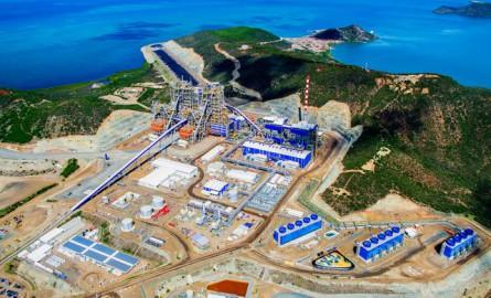 Nouvelle-Calédonie: Le deuxième four de l'usine de Koniambo de nouveau en fonction, les 800 emplois préservés